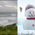 風と雪でネット回線の調子が変わった体験
